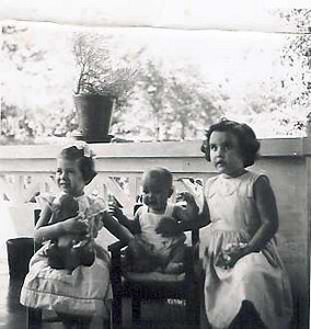 Albertina Rocha (Ni), Antonio Rocha, Maria Joao Mendonca