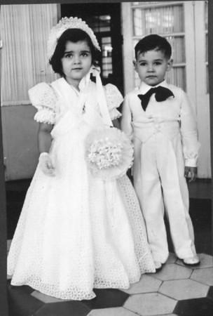 Teresa e Zé Pina