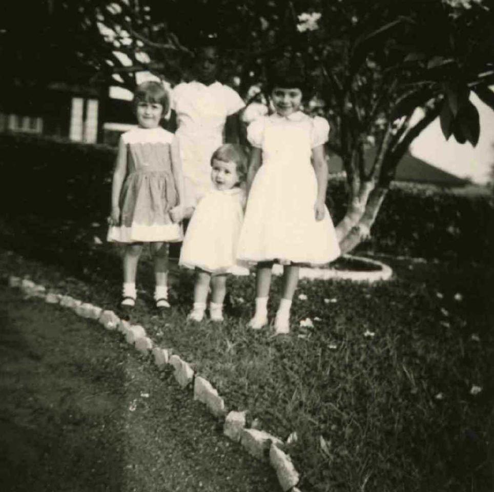 Nany Tavares, Lena Teixeira e Luisa Loureiro