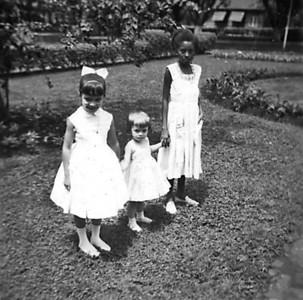 Luisa Loureiro, Leninha Teixeira e Beatriz
