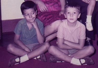 1966-Andrada- Álvaro e Chico Figueiredo
