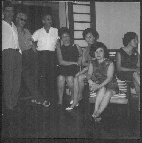 Júlio Pedro, Ramos, Fontinhas, Taciana, Justina, Lurdes Ramos, Lurdes Pereira