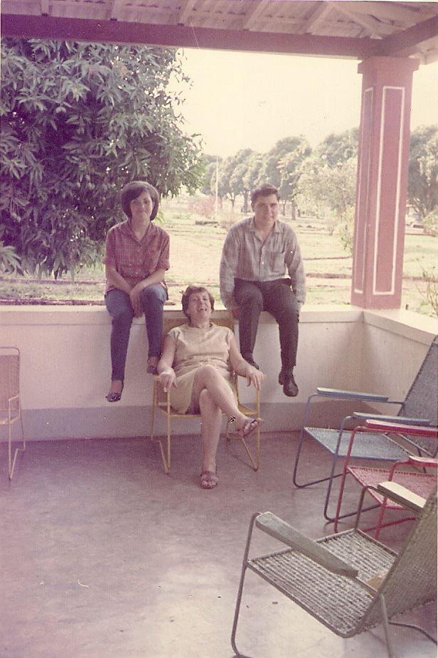 Lisa Pereira Santos, Alice Pacheco, Carlos Aires Marques