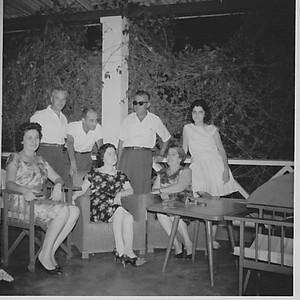 Taciana Fontinhas, Ramos, Fontinhas, Lurdes Ramos, Runa e Augusta Runa e Teresa Fontinhas