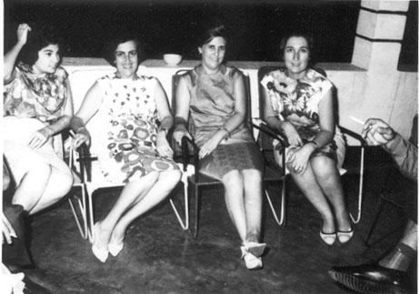 Sra do Brazinha, Judite Mendonça, Aurora Tavares, Teresa Adalberto