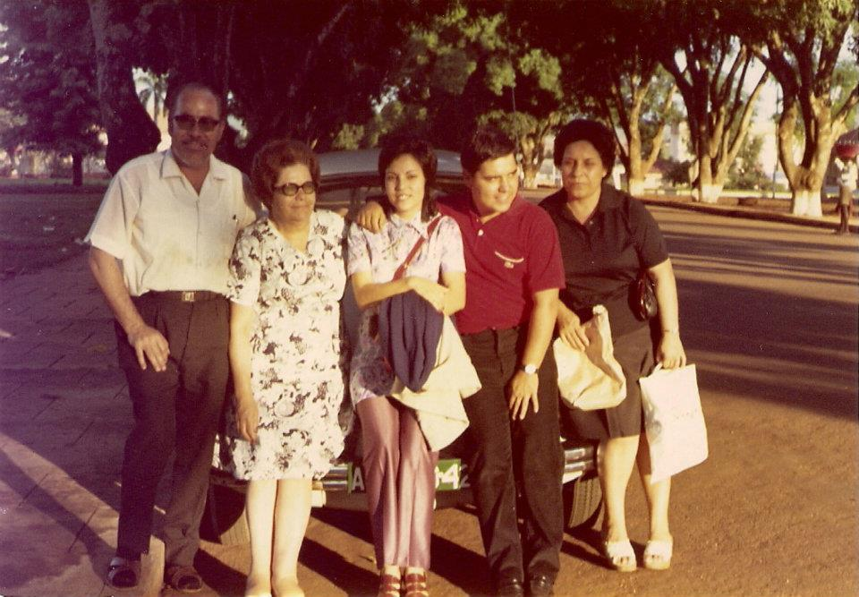 Andrada, casal Emidio Santos, Lisa Aires Marques e sra do Aires Marques