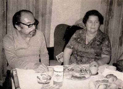Casal Amalia, e Humberto Pereira