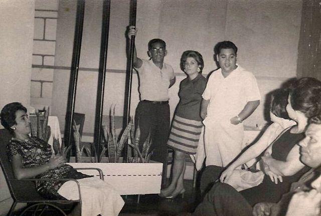 Elizabete Carmo, Casal Botelho, Manuel Pereira, D. Bina Alfredo Pereira, Alfredo Pereira e ...