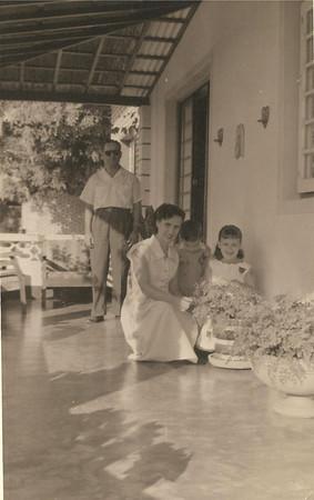 1957, Familia Manuel Augusto