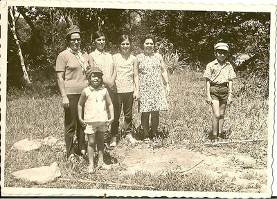 Familia Peles e Cunha