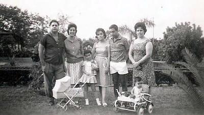 Familia Pereira e Soares