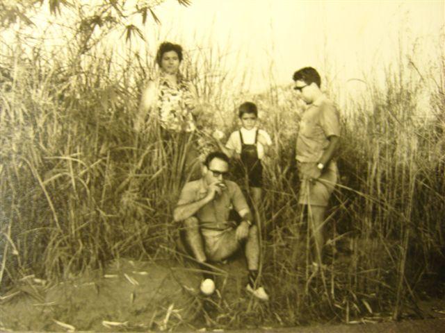 Familia Gastao e Sotta