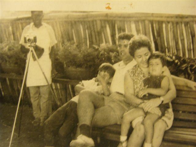 Gastao e familia