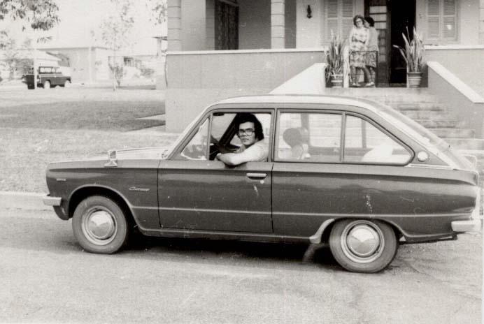 Caldas em Andrada, 1973