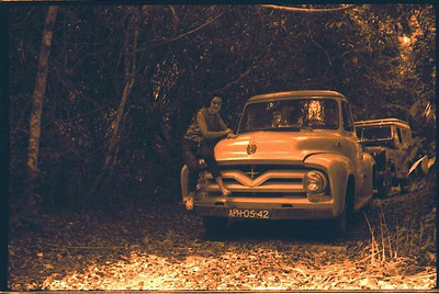 Estrada do turismo 1963 Eduarda Seixas