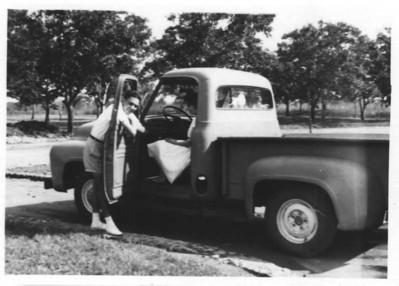 1962- Luxinene - Ford 100 Dias Mendes e Lucinda Mendes