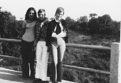 1972, Dundo  Isabella Mendonca, Guida Tavares, ? , Nany Tavares