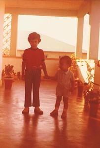Cafunfo, 1972,  Filhos de Antonio Nascimento