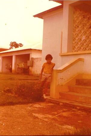 Cafunfo,  Casa e garagens e filho de Antonio Nascimento