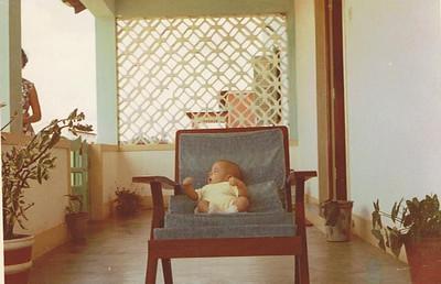 Cafunfo, varanda,  Filho de Antonio Nascimento
