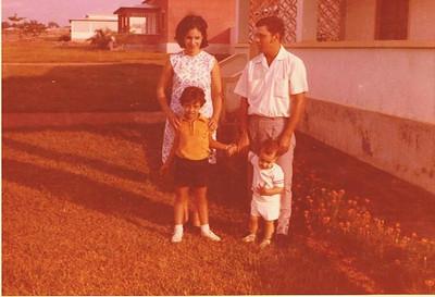 Cafunfo, Familia Antonio Nascimento