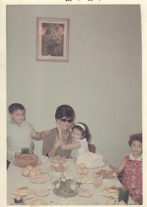 Calonda 67  Manuela Remígio, manas Yolanda e Débora Medina e o Joãozinho Valente