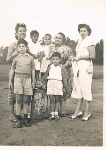 Familia Aragao e Brito