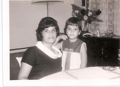 Sao Gameiro e filha Zezinha