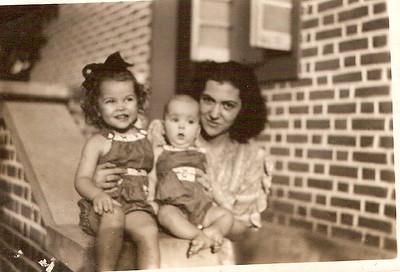 1947- Familia Vitor Santos