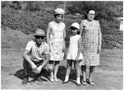Familia Ermida e Tina Oliveira