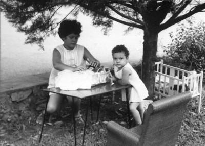 Isabel e Joao Reis