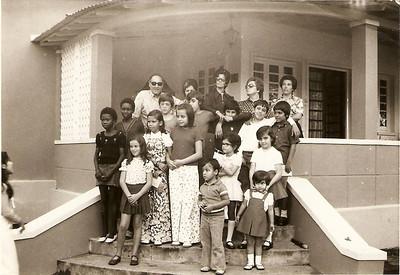 Familias no Lucapa