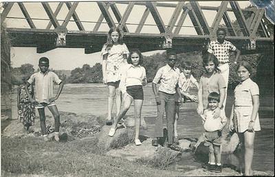 Lucapa - ponte