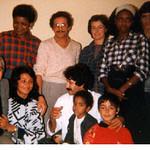 Luxilo, 1988 Isabel,  Ângelo, Joaquina,  a Dina Simão,?  Custódio Neto, Masinca de Gove,??