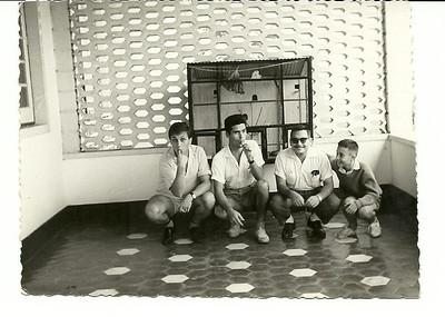 Andrada, casa de Transito 1962 ...? , Monteiro, Manuel Neto e filho Luis