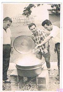 Francisco Pires, Mendonca (das sondas), Miguel Martins