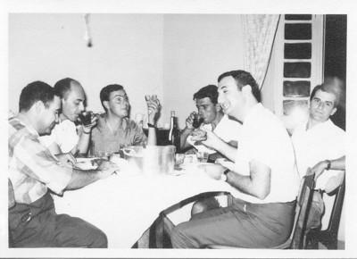 Andrada, 1965  Venancio, Jorge Costa, Dias Mendes, ?, Guedes