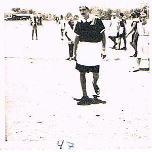 Andrada 1967 nos campos de jogos em frente as Oficinas Caceiro