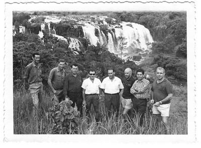 ?,?,?, Francisco Silva, Adalberto, Melo Abreu, Malagueiro e Contardo