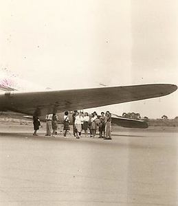 Aeroporto Chitato ( foto do Nelo videira)