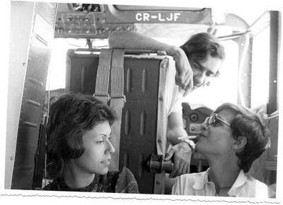 Voando no Shorts -Skyvan - Victor Valente, Bebe' Ricardo e Miguno Mendonca