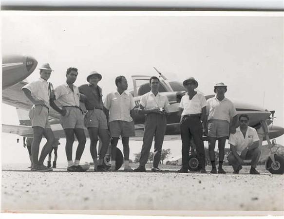 Cessna 310  (passaro azul) CR - LEF (Lima Echo Foxtrot) Ricardo Figueiredo,Champlon, Pascoa, Valente, Carvalho, Aires Marques