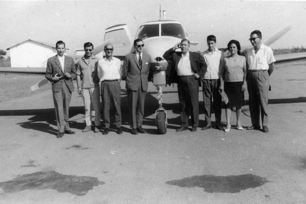 Cessna Dr. Cadete, ..., Valente, Mata Alves, Nascimento, .....
