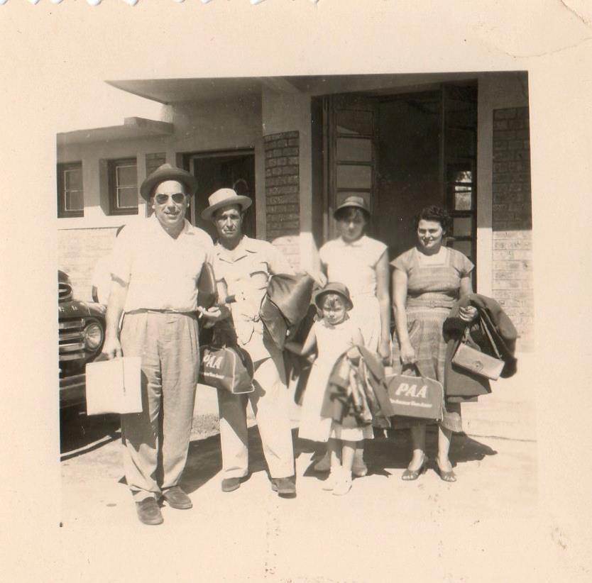 Leopoldville - Familia Rosendo