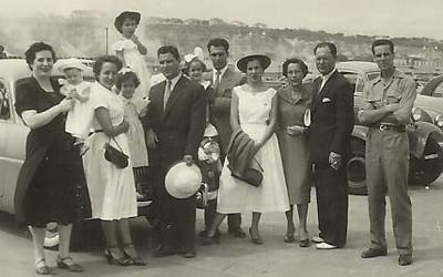 Humberto Sousa e filhas e familia Norberto Guimaraes