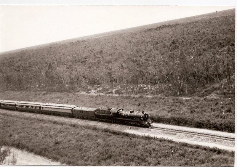 Comboio Mala
