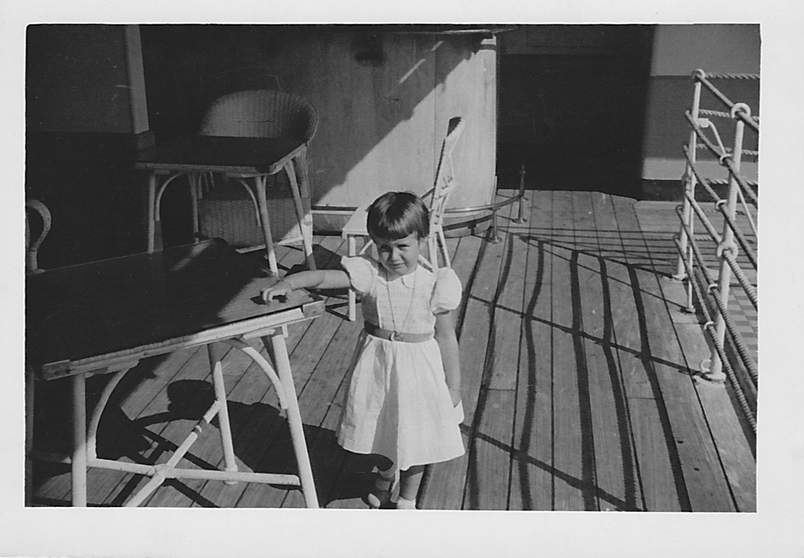 Vera Cruz, Maio 1958 viagem para Lisboa  Nany Tavares