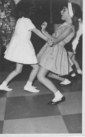 Imperio, Nov. 1964 Zelinha Adalberto dancando Twist a bordo