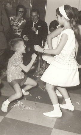 Imperio, Nov. 1964 Casal Adalberto e filhos Beka e Zelinha