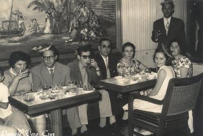Vera Cruz- 1960?  Casal Caldas e....